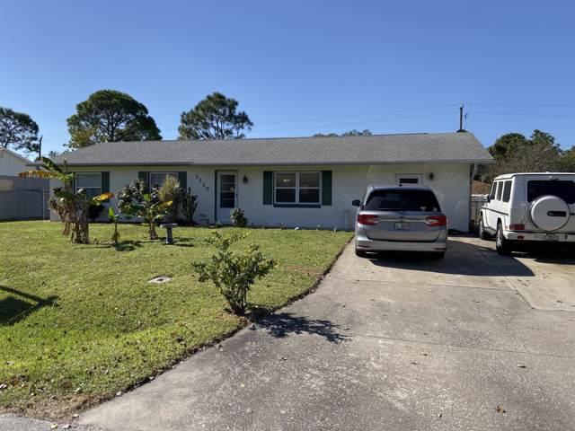 3110 Vista Palm Drive, Edgewater, FL 32141 (MLS #1064893) :: Memory Hopkins Real Estate