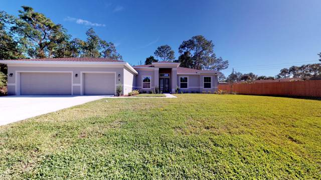 6 Wood Crest Lane, Palm Coast, FL 32164 (MLS #1065200) :: Cook Group Luxury Real Estate