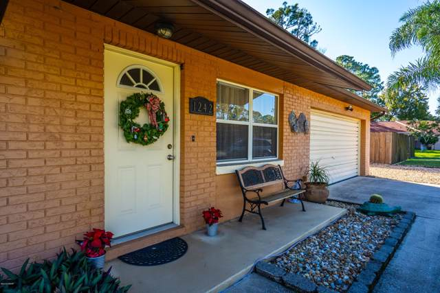 1242 Eddie Drive, Port Orange, FL 32129 (MLS #1065248) :: Florida Life Real Estate Group