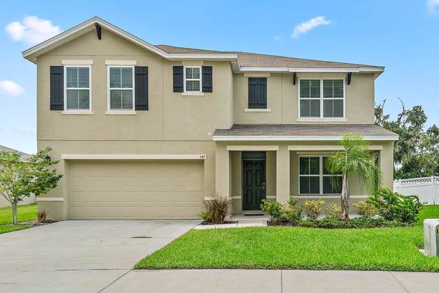147 Fishermans Cove Drive, Edgewater, FL 32141 (MLS #1065256) :: Cook Group Luxury Real Estate