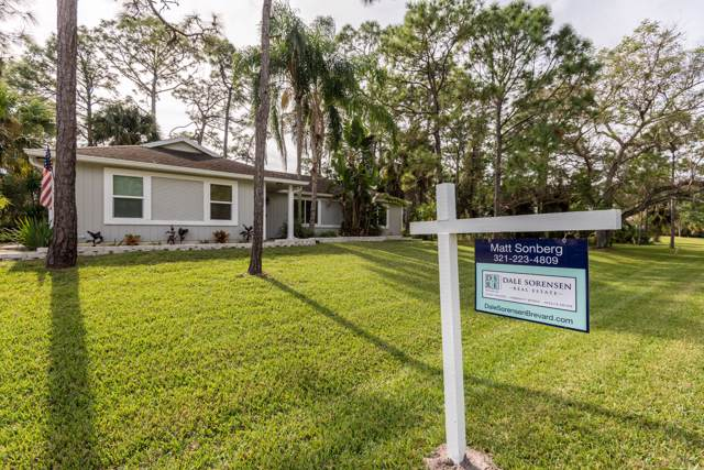 450 Flat River Street, Palm Bay, FL 32908 (MLS #1065257) :: Cook Group Luxury Real Estate