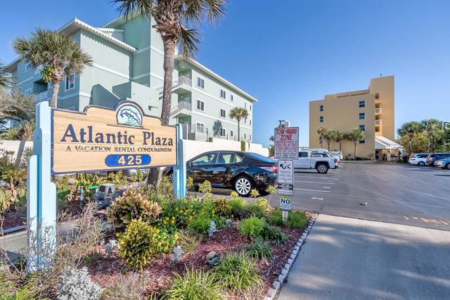 425 S Atlantic Avenue #304, New Smyrna Beach, FL 32169 (MLS #1065288) :: Memory Hopkins Real Estate