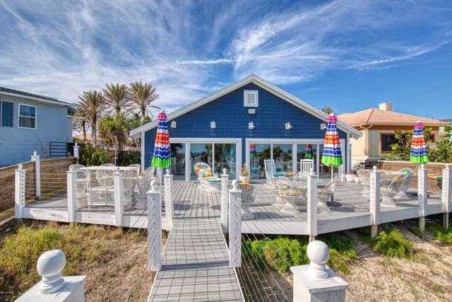 4893 S Atlantic Avenue, Ponce Inlet, FL 32127 (MLS #1065289) :: Cook Group Luxury Real Estate