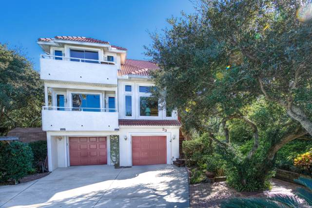 33 Beach Street, Ponce Inlet, FL 32127 (MLS #1065313) :: Memory Hopkins Real Estate