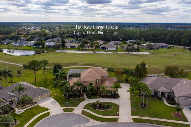 1160 Key Largo Circle, Port Orange, FL 32128 (MLS #1065317) :: Florida Life Real Estate Group