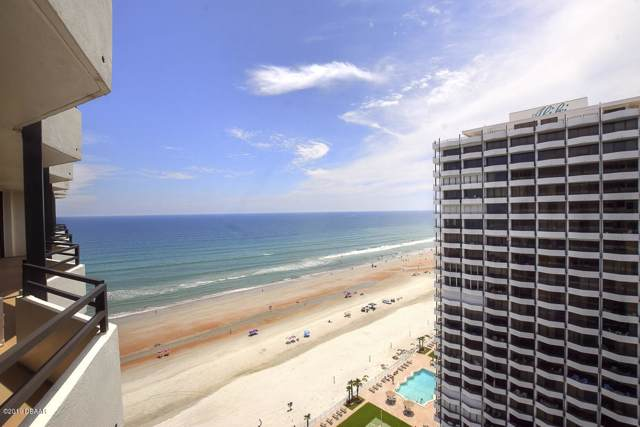 2900 N Atlantic Avenue #1203, Daytona Beach, FL 32118 (MLS #1065332) :: Florida Life Real Estate Group