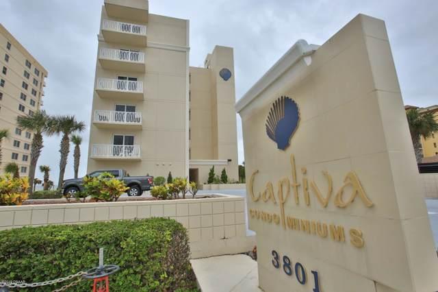 3801 S Atlantic Avenue #402, Daytona Beach Shores, FL 32118 (MLS #1065336) :: Memory Hopkins Real Estate