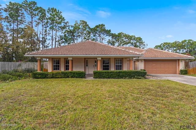 24 Princess Ruth Lane, Palm Coast, FL 32164 (MLS #1065358) :: Memory Hopkins Real Estate