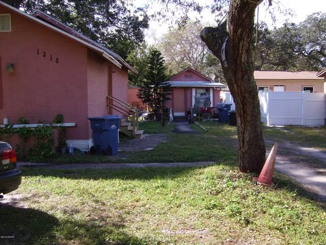 1316 San Jose Boulevard, Daytona Beach, FL 32117 (MLS #1065375) :: Florida Life Real Estate Group