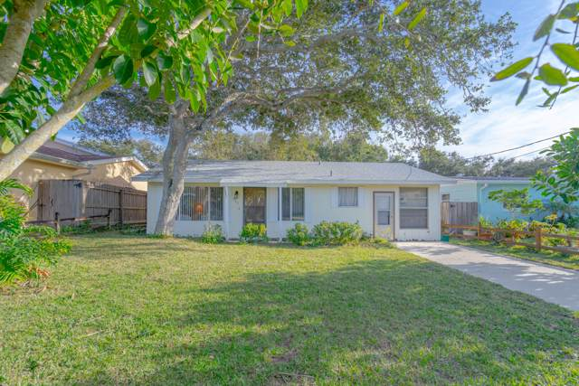 825 12th Avenue, New Smyrna Beach, FL 32169 (MLS #1065382) :: Florida Life Real Estate Group