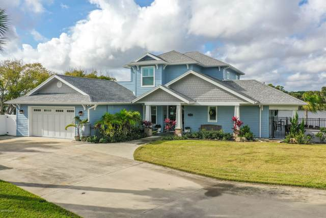 345 N 11th Street, Flagler Beach, FL 32136 (MLS #1065468) :: Florida Life Real Estate Group