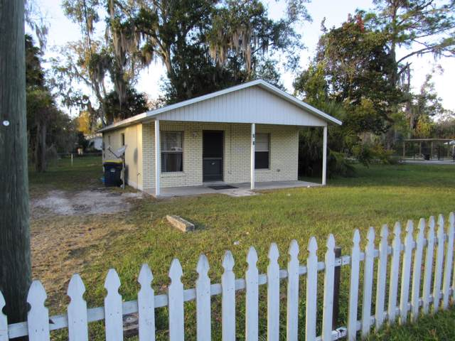 202 E Booe Street, Bunnell, FL 32110 (MLS #1065539) :: Florida Life Real Estate Group