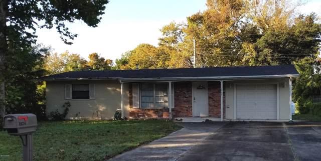 1824 Western Road, South Daytona, FL 32119 (MLS #1065625) :: Memory Hopkins Real Estate