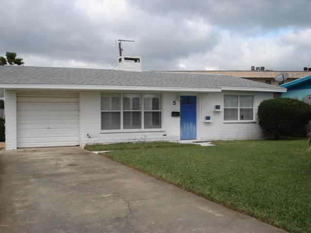 5 Ocean Crest Drive, Ormond Beach, FL 32176 (MLS #1065702) :: Florida Life Real Estate Group