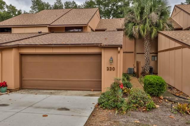 330 Timberline Trail, Ormond Beach, FL 32174 (MLS #1065728) :: Memory Hopkins Real Estate