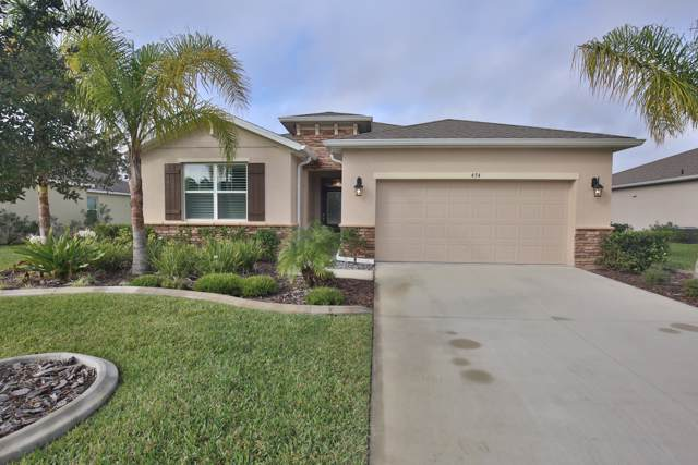 474 River Square Lane, Ormond Beach, FL 32174 (MLS #1065729) :: Memory Hopkins Real Estate