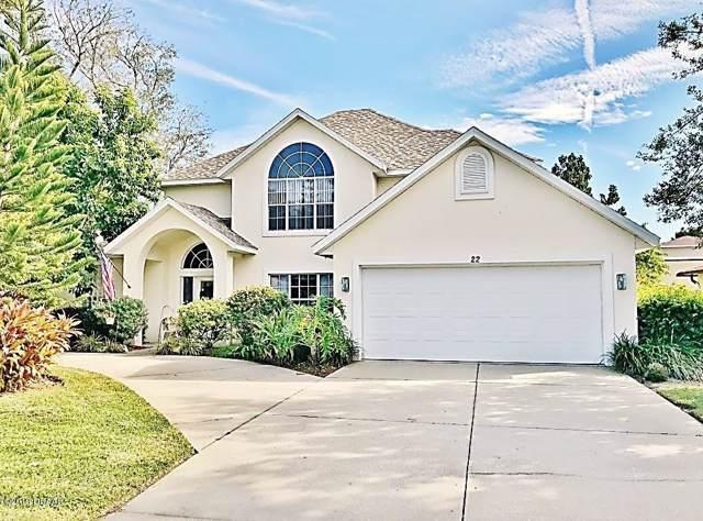 22 Lazy Eight Drive, Port Orange, FL 32128 (MLS #1065829) :: Memory Hopkins Real Estate