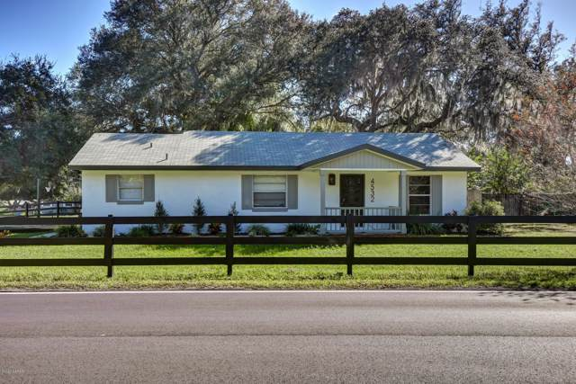 4532 Sue Street, Deleon Springs, FL 32130 (MLS #1066235) :: Florida Life Real Estate Group