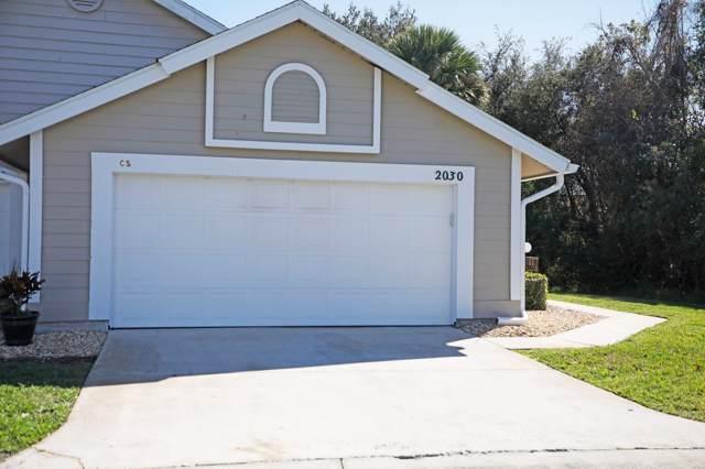 2030 Cornell Place, Port Orange, FL 32128 (MLS #1066279) :: Memory Hopkins Real Estate
