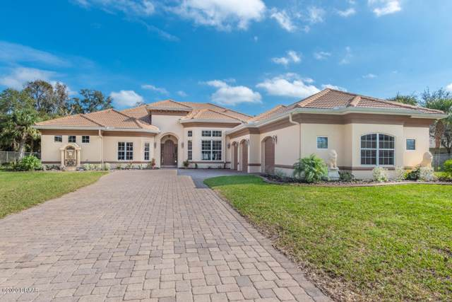 8 Old Mcduffie Circle, Ormond Beach, FL 32174 (MLS #1066287) :: Memory Hopkins Real Estate
