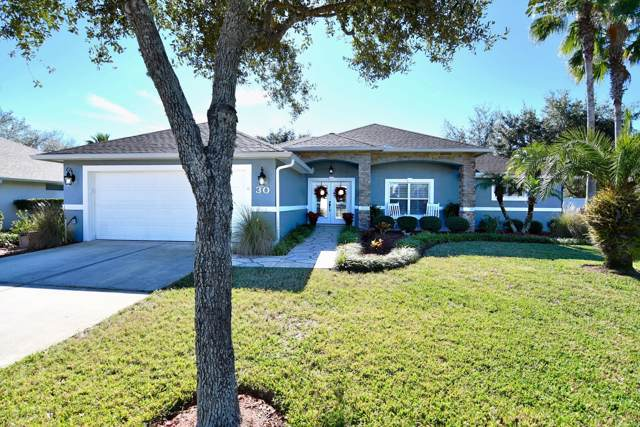 30 Clydesdale Drive, Ormond Beach, FL 32174 (MLS #1066455) :: Memory Hopkins Real Estate