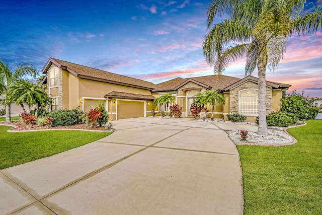 6655 Merryvale Lane, Port Orange, FL 32128 (MLS #1066560) :: Florida Life Real Estate Group