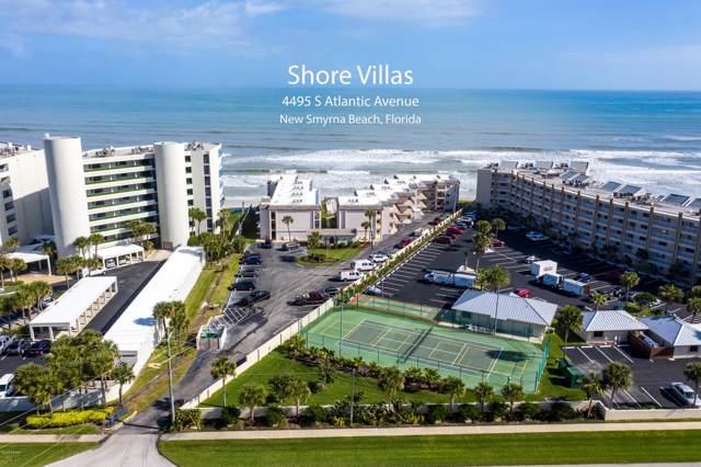 4495 S Atlantic Avenue #2020, New Smyrna Beach, FL 32169 (MLS #1066574) :: Memory Hopkins Real Estate