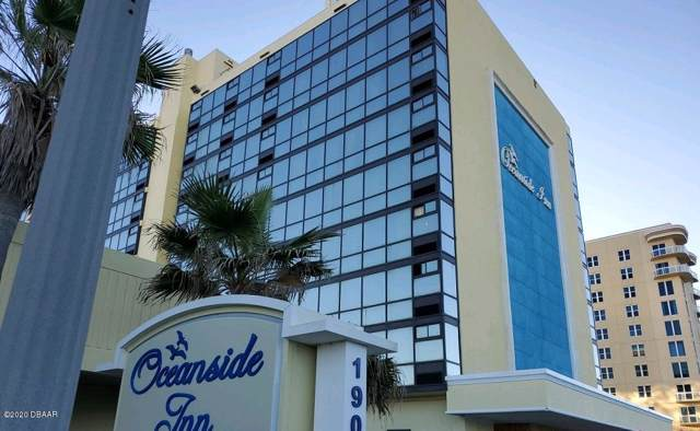 1909 S Atlantic Avenue #816, Daytona Beach Shores, FL 32118 (MLS #1066583) :: Florida Life Real Estate Group