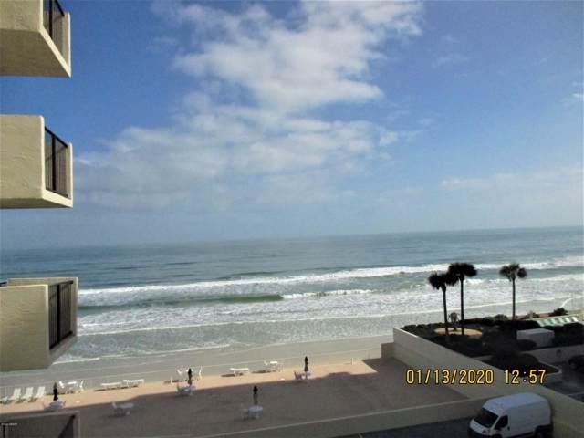 2947 S Atlantic Avenue #501, Daytona Beach Shores, FL 32118 (MLS #1066607) :: Florida Life Real Estate Group