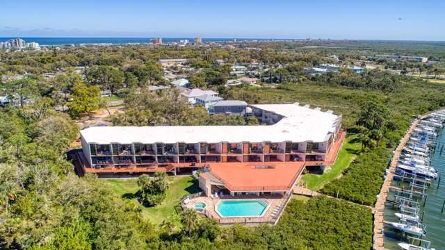 520 S Peninsula Avenue 1C6, New Smyrna Beach, FL 32169 (MLS #1066608) :: Memory Hopkins Real Estate