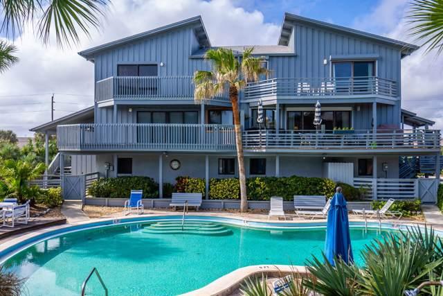 4315 S Atlantic Avenue C9, New Smyrna Beach, FL 32169 (MLS #1066609) :: Memory Hopkins Real Estate