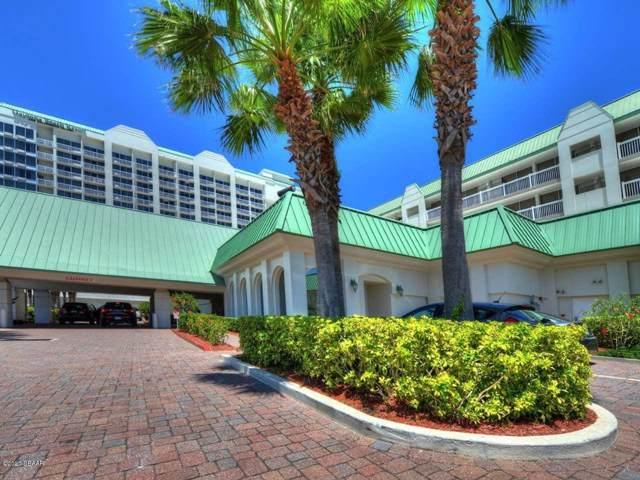 2700 N Atlantic Avenue #1022, Daytona Beach, FL 32118 (MLS #1066631) :: Memory Hopkins Real Estate