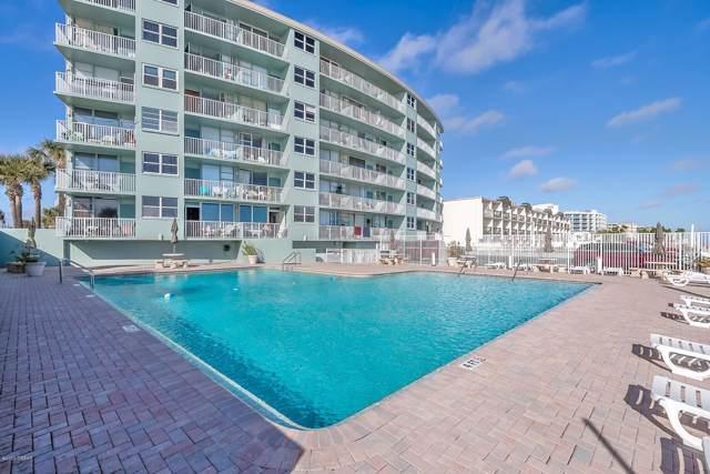 800 N Atlantic Avenue #703, Daytona Beach, FL 32118 (MLS #1066644) :: Memory Hopkins Real Estate