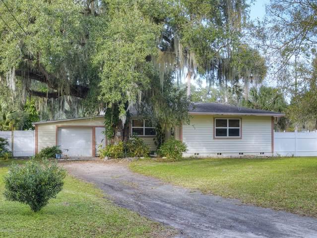 1929 Jungle Road, New Smyrna Beach, FL 32168 (MLS #1066657) :: Memory Hopkins Real Estate