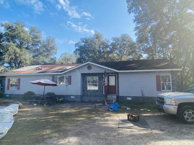 205 Ne 72nd Terrace, Ocala, FL 34470 (MLS #1066675) :: Florida Life Real Estate Group
