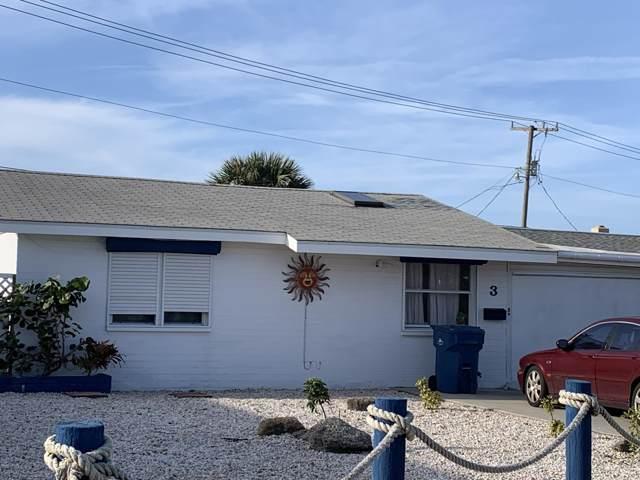 3 Ocean Shore Drive, Ormond Beach, FL 32176 (MLS #1066704) :: Florida Life Real Estate Group