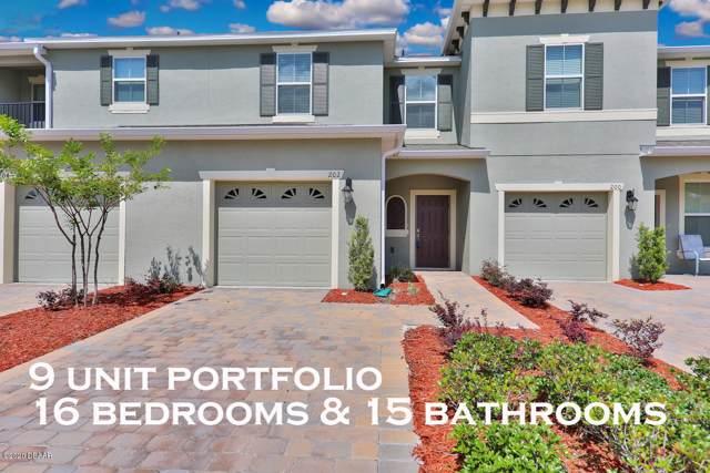 205 Wentworth Grande Drive, Daytona Beach, FL 32124 (MLS #1066708) :: Memory Hopkins Real Estate