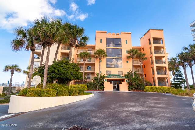 5221 S Atlantic Avenue #205, New Smyrna Beach, FL 32169 (MLS #1066736) :: Memory Hopkins Real Estate