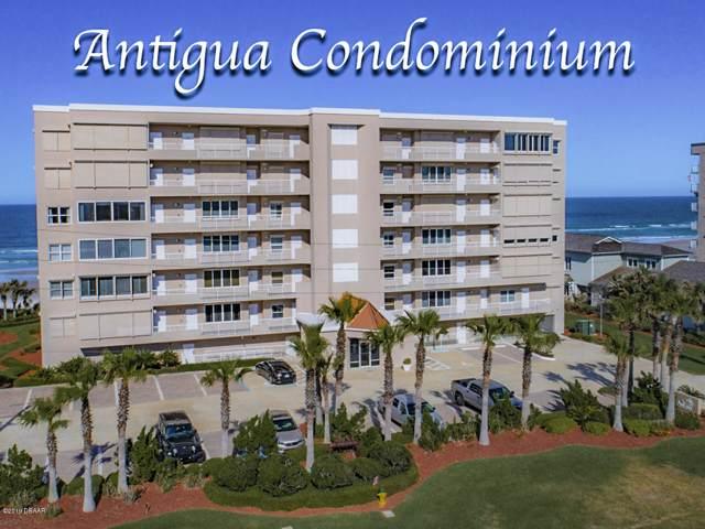 4757 S Atlantic Avenue #502, Ponce Inlet, FL 32127 (MLS #1066835) :: Florida Life Real Estate Group