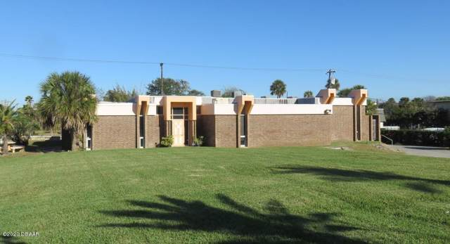 640 N Peninsula Drive, Daytona Beach, FL 32118 (MLS #1066877) :: Memory Hopkins Real Estate