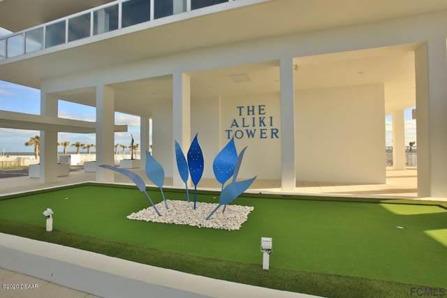 3000 N Atlantic Avenue #6, Daytona Beach, FL 32118 (MLS #1066906) :: Memory Hopkins Real Estate