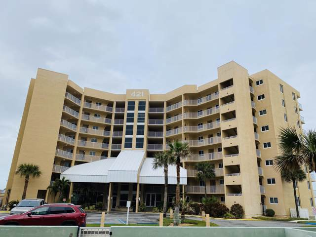421 S Atlantic Avenue #308, New Smyrna Beach, FL 32169 (MLS #1066937) :: Memory Hopkins Real Estate