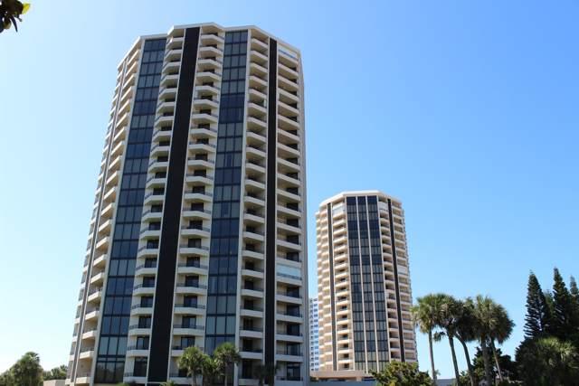 1 Oceans West Boulevard 3A6, Daytona Beach Shores, FL 32118 (MLS #1066966) :: Florida Life Real Estate Group