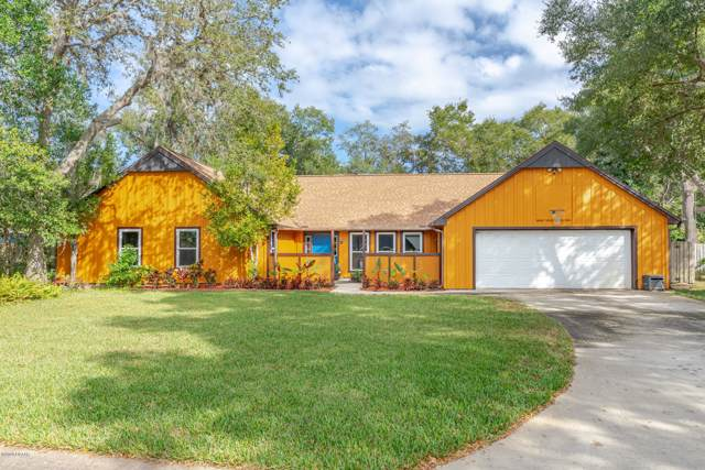 8 Crooked Tree Trail, Ormond Beach, FL 32174 (MLS #1067060) :: Memory Hopkins Real Estate