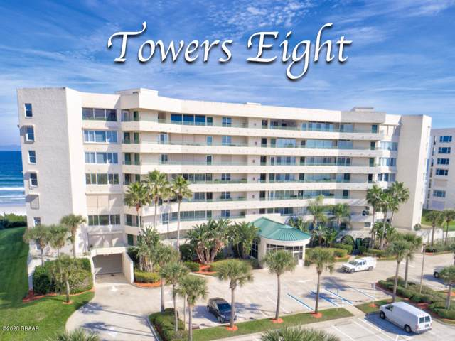 4621 S Atlantic Avenue #7302, Ponce Inlet, FL 32127 (MLS #1067159) :: Florida Life Real Estate Group