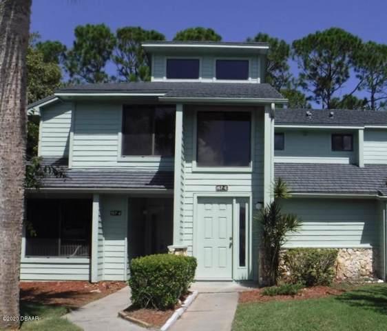 157 Blue Heron Drive C, Daytona Beach, FL 32119 (MLS #1067163) :: Florida Life Real Estate Group