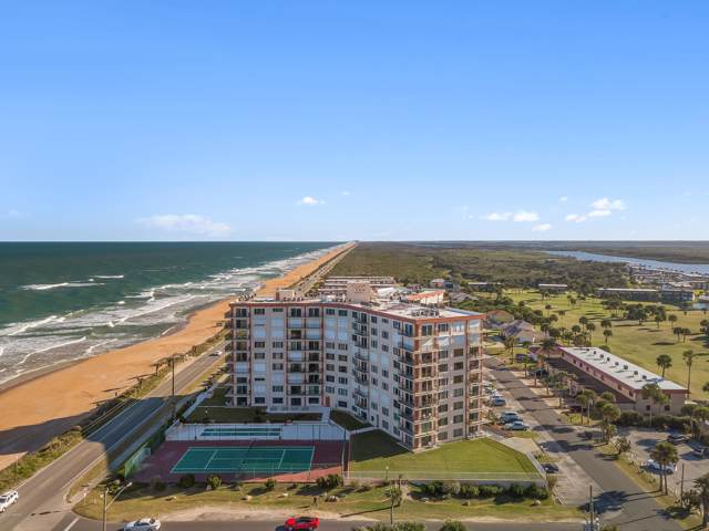 3600 S Ocean Shore Boulevard #724, Flagler Beach, FL 32136 (MLS #1067220) :: Florida Life Real Estate Group