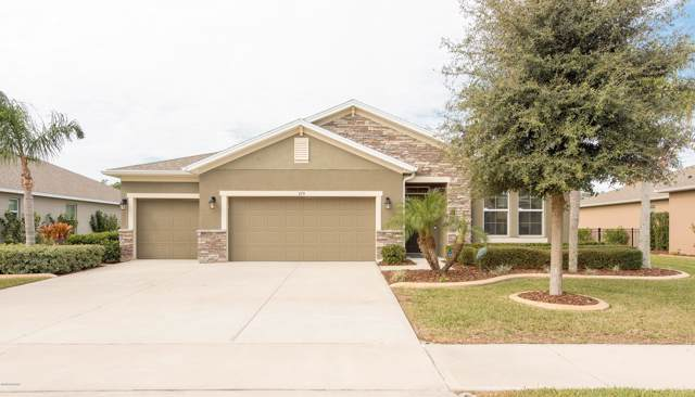 274 River Vale Lane, Ormond Beach, FL 32174 (MLS #1067232) :: Memory Hopkins Real Estate