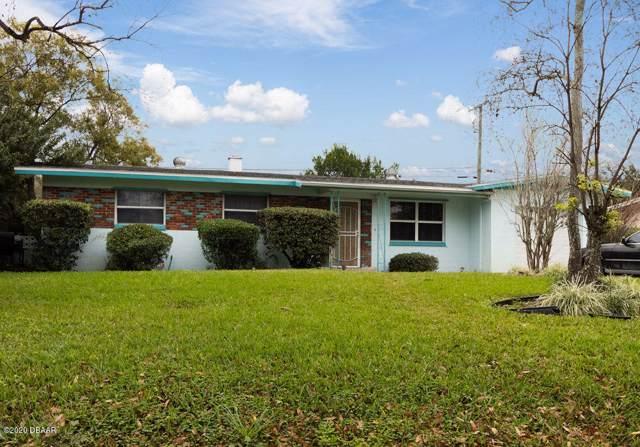 1330 Milton Drive, Daytona Beach, FL 32114 (MLS #1067346) :: Memory Hopkins Real Estate