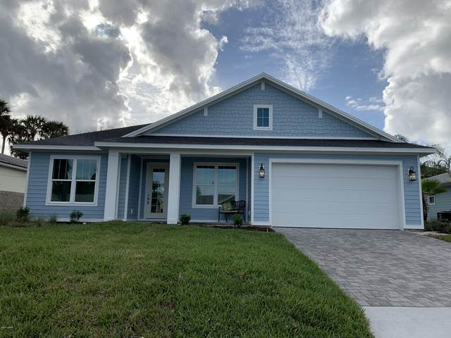 8 Sand Dune Drive, New Smyrna Beach, FL 32169 (MLS #1067424) :: Memory Hopkins Real Estate